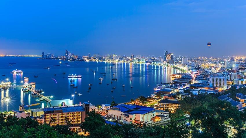پاتایا - سفر به تایلند