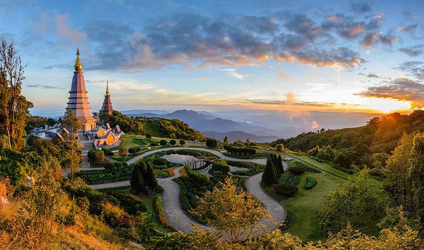 چیانگ مای - سفر به تایلند