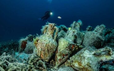 موزه زیر آب یونان
