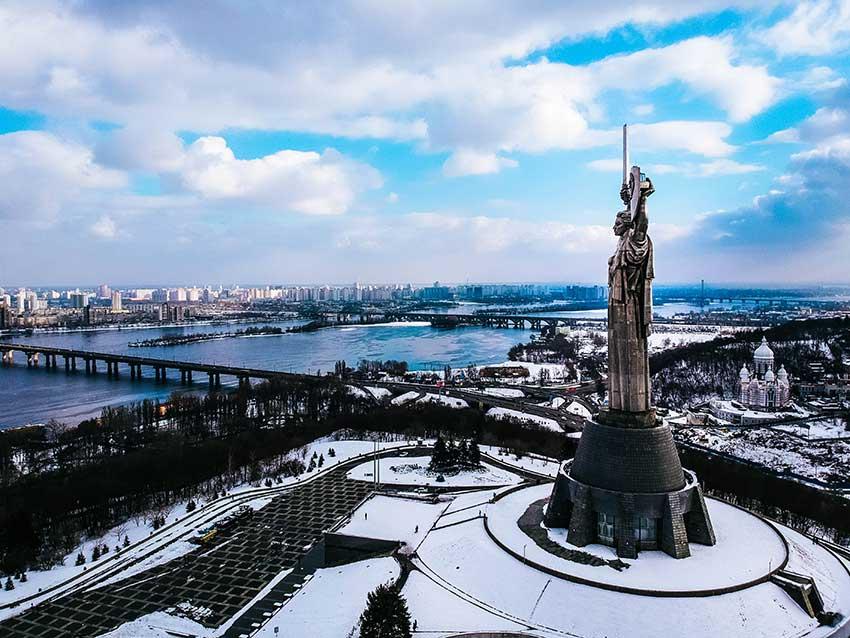 آبوهوای اوکراین
