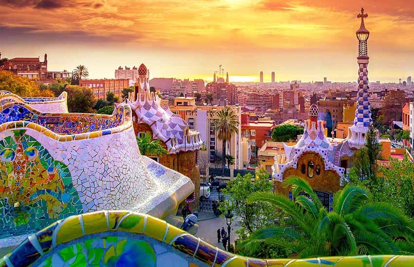 بارسلون، اسپانیا