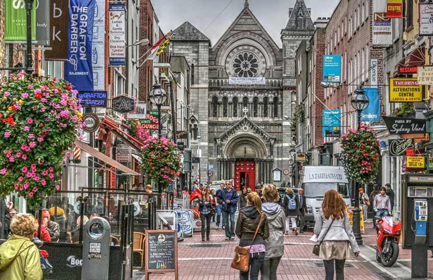 دوبلین، نمادی از تاریخ تماشایی ایرلند