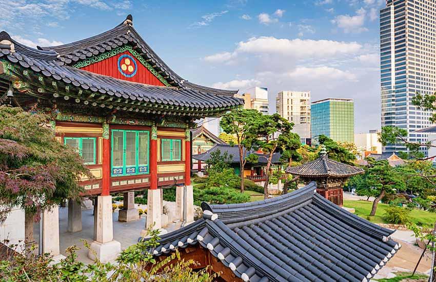 سئول، پایتخت کره جنوبی