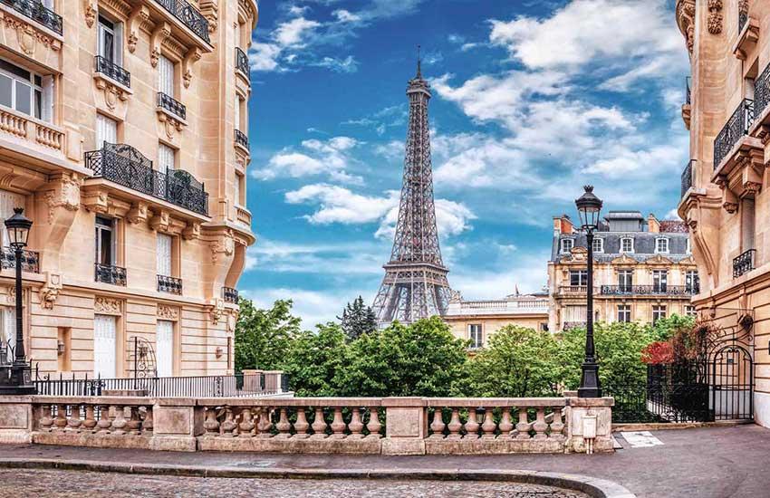 پاریس، دردانه اروپا و پایتخت فرانسه