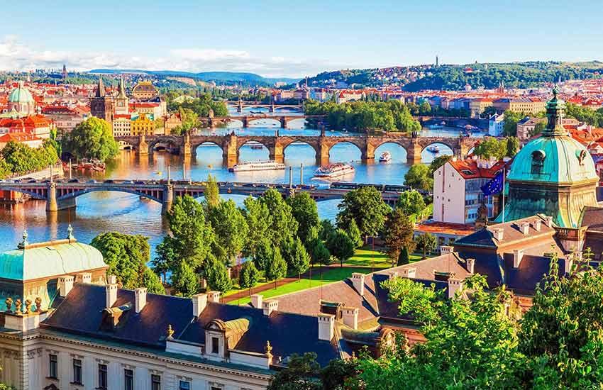 پراگ - زیباترین شهرهای جهان