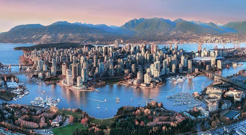 جاهای دیدنی ونکوور