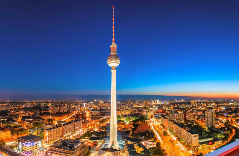 برج تلویزیون برلین