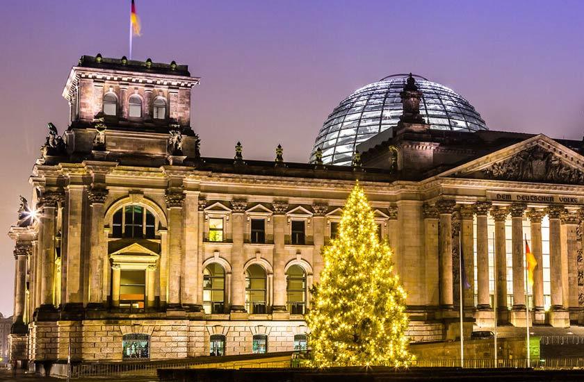 قصر ریشتگ - جاهای دیدنی برلین