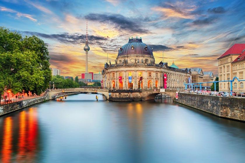 جزیره موزه - جاهای دیدنی برلین
