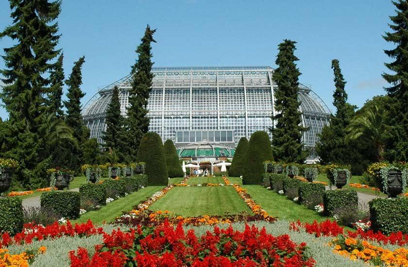 باغ و موزه گیاهشناسی برلین دالم