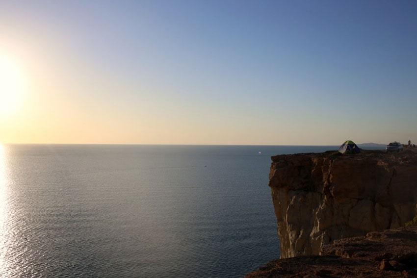 ساحل بریس و دیدنی هایش