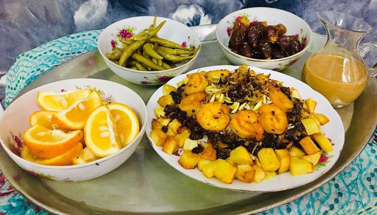 غذاهای سنتی کیش؛ اصالت ایرانی، چاشنی عربی