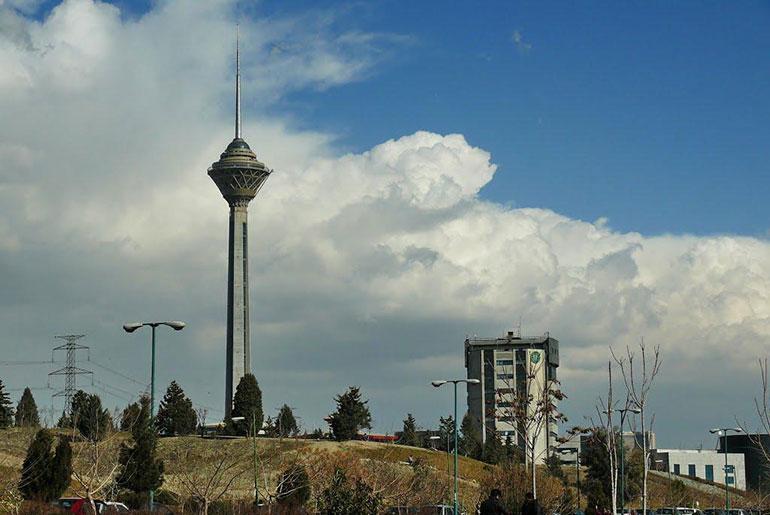 برج میلاد تهران؛ جاذبهای خوشقدوقامت در شهر
