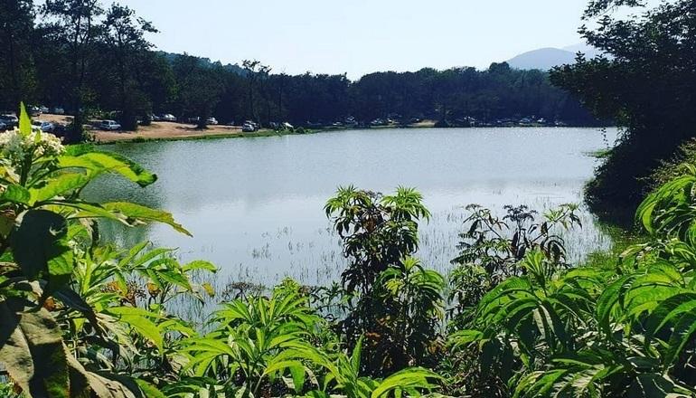 دریاچه عروس؛ عروسی در آبهای گیلان
