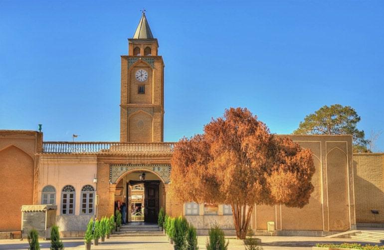 کلیسای وانک اصفهان؛ شهر تاریخی کوچک در نصف جهان
