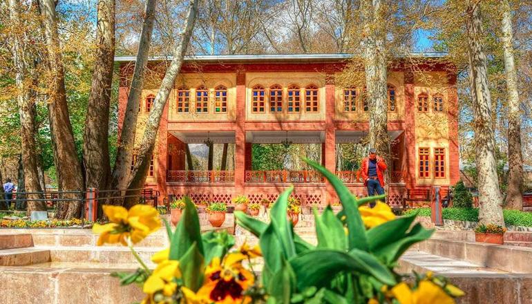 باغ ایرانی تهران؛ بهشتی پنهان در قلب پایتخت