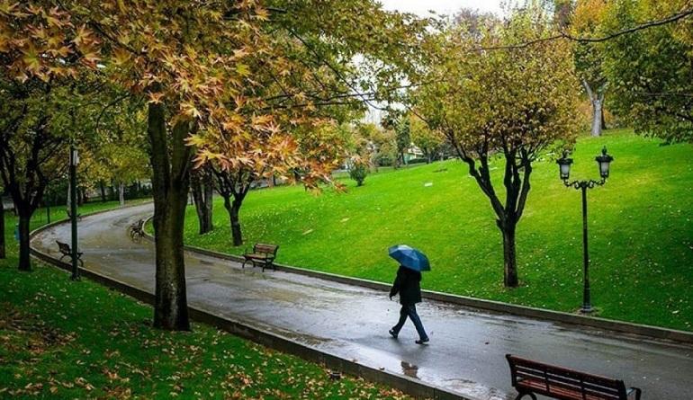 پارک های مشهد و پاتوقهای سرسبز و خوشآبوهوای شهری