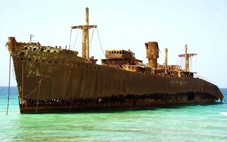 کشتی یونانی کیش؛ داستان عروسِ به گِلنشسته