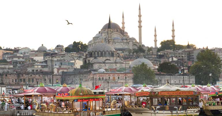 کتاب سفر استانبول