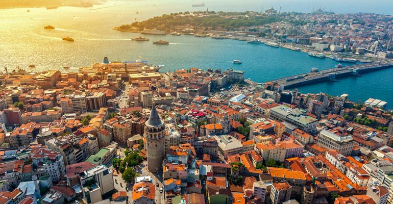 جاهای دیدنی ترکیه؛ هر چه خوبان همه دارند، تو یکجا داری