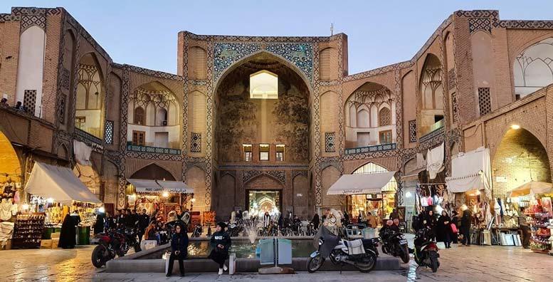 گفتنیهایی از بازار قیصریه اصفهان که تاکنون به گوشتان نخورده