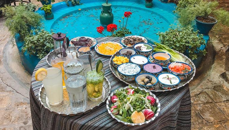 بهترین رستوران های شیراز برای شکمگردهای حرفهای