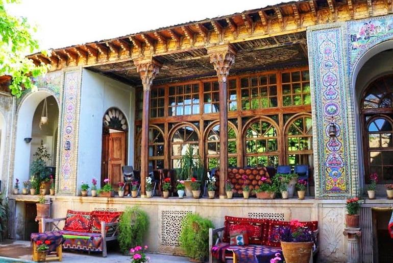 خانه های تاریخی شیراز؛ بناهایی برای لذت زندگی و فراتر از یک سکونتگاه