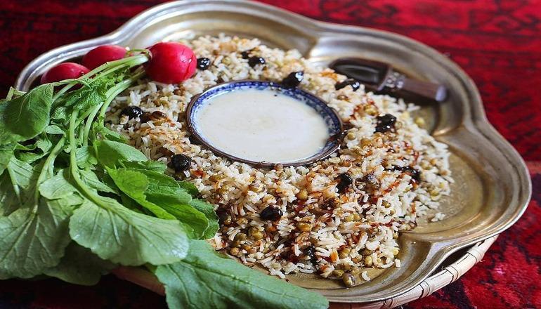 آش ارده از غذاهای سنتی اهواز
