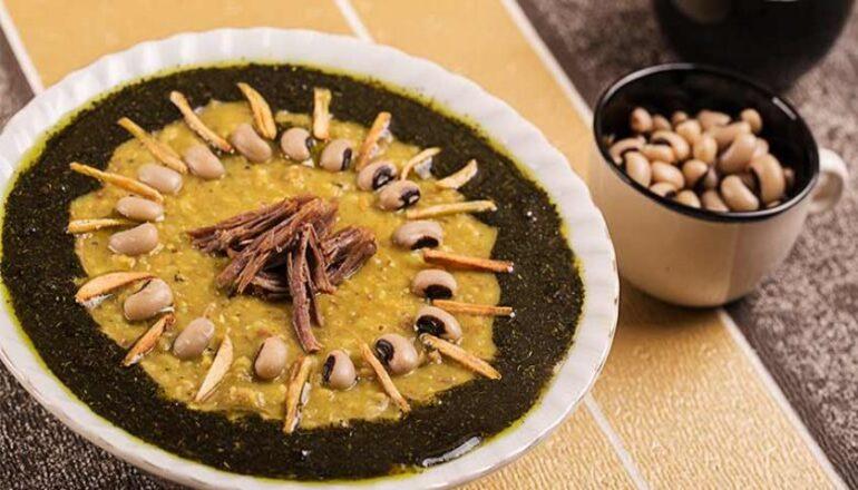 ماسوا از غذاهای جنوبی