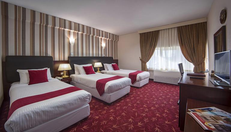 هتل پارس در بهترین هتل های اهواز