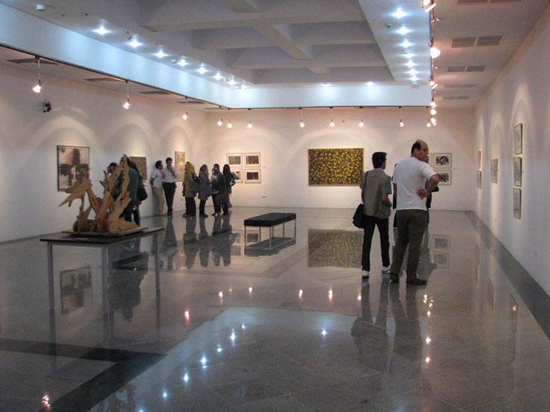 موزه هنرهای معاصر اهواز