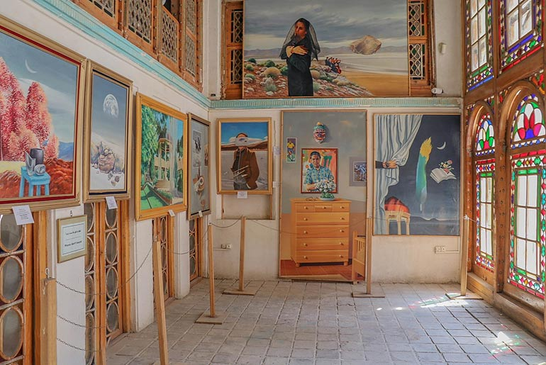 خانه های تاریخی شیراز