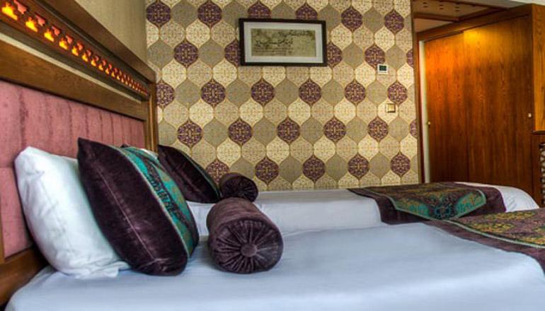 هتل آریوبرزن از بهترین هتل های اهواز