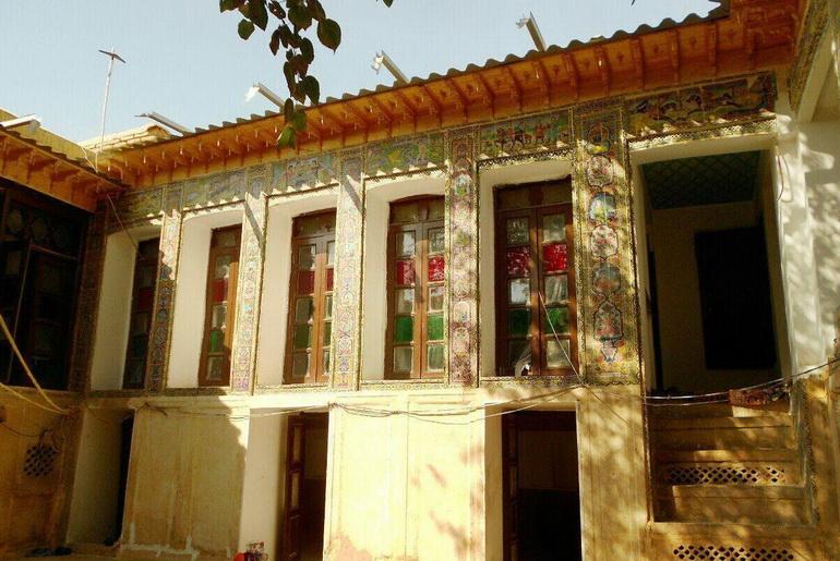 خانه توکلی تاریخی و زیبا