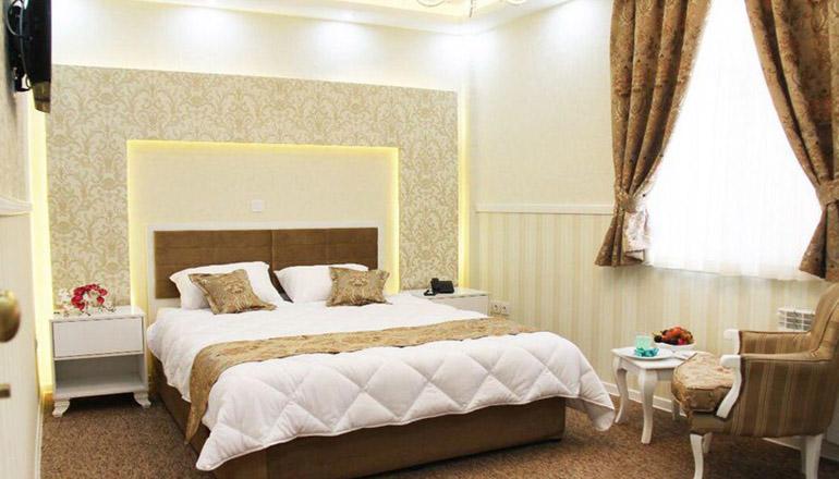 هتل آرامش در بهترین هتل های اهواز