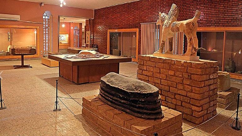 موزه هفت تپه اهواز