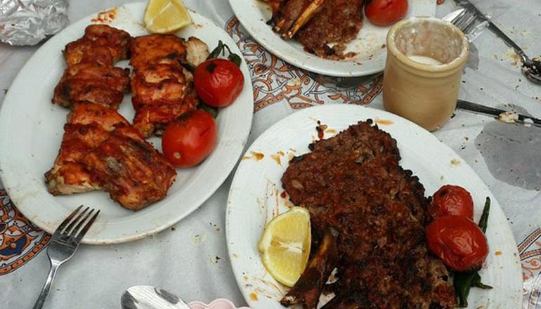 رستوران های کرمانشاه