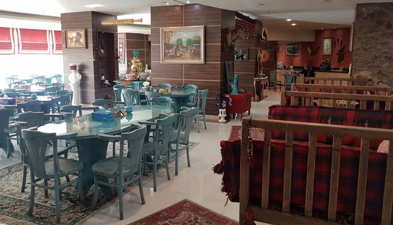 رستوران طبرستان کرمانشاه