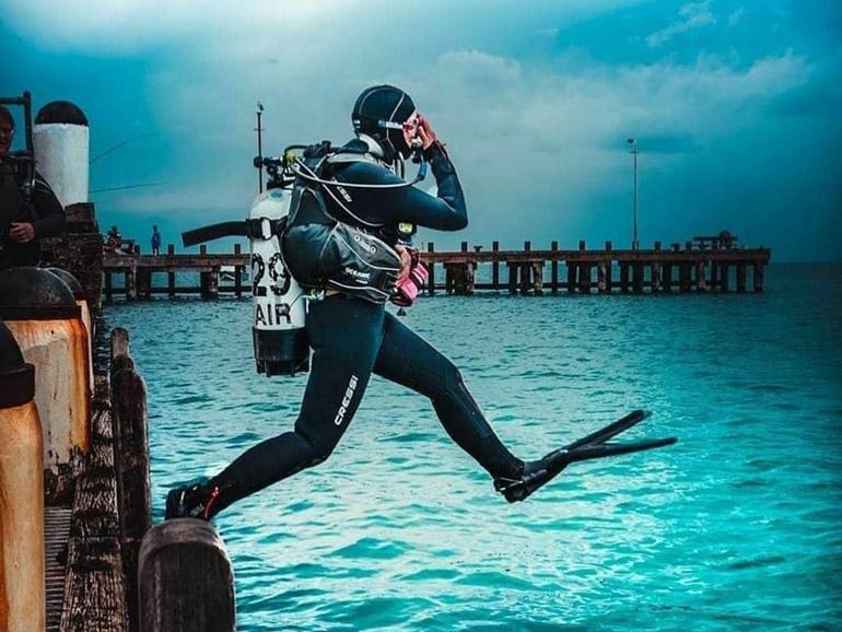 آشنایی با تفریحات قشم؛ از زیر دریا تا لذت پرواز در آسمان جزیره