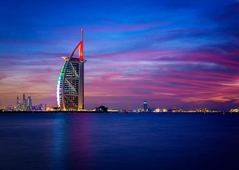 برج های دبی، تماشای شکوه مدرنیته در خاورمیانه