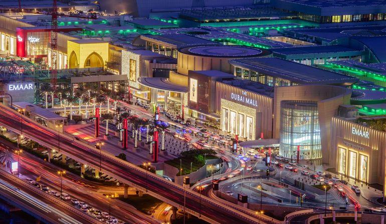 دبی مال؛ فراتر از یک مرکز خرید ساده