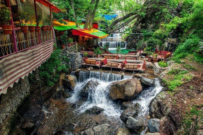 درکه تهران؛ طبیعتی زیبا به دور از هیاهو