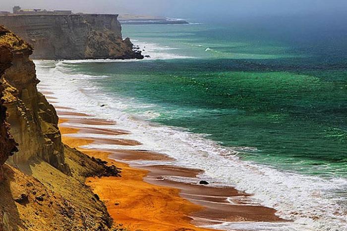 سواحل چابهار بهشت ناشناخته ایران