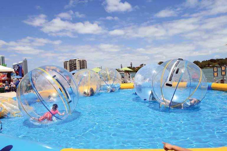 برای شروع تابستانی متفاوت؛ با انواع تفریحات آبی کیش آشنا شوید!