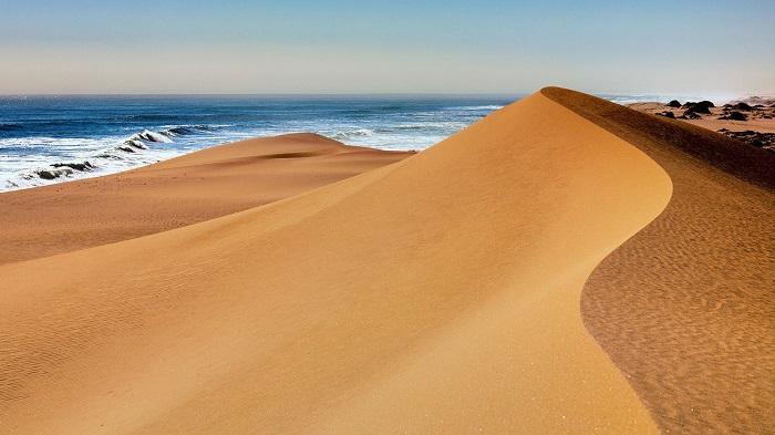 ساحل درک، سه ساحل کنار هم در سواحل چابهار