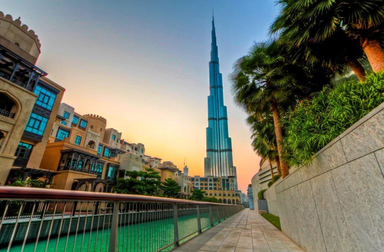 برج خلیفه دبی؛ آسمانخراش رکورددار