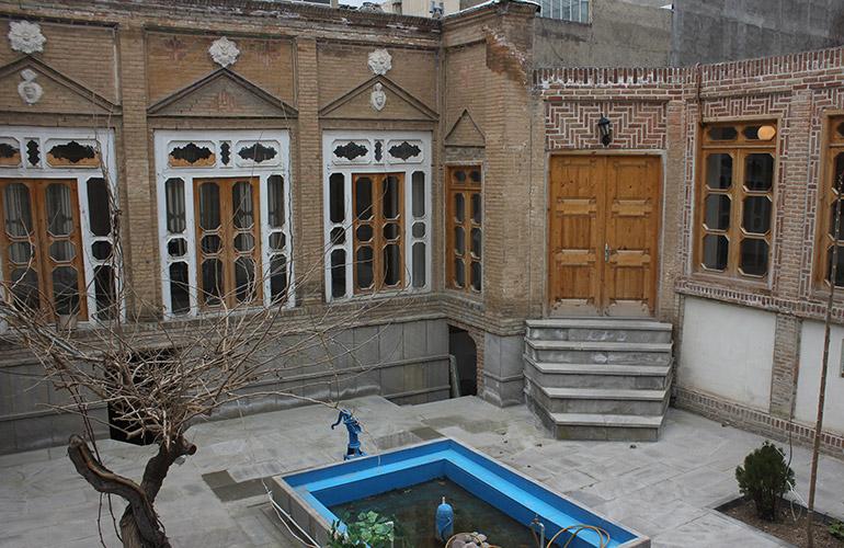 خانه هنرمندان تبریز؛ هنر در پناه اصالت و زیبایی معماری