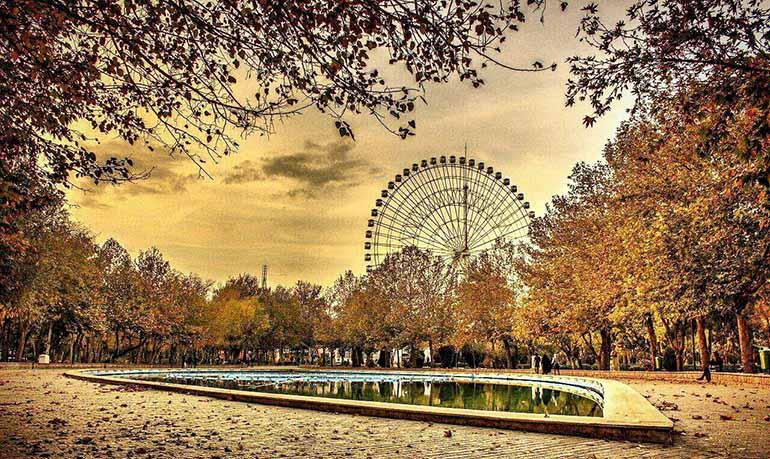 پارک ملت مشهد؛ دورهمیهای تابستانه در خنکای طبیعت