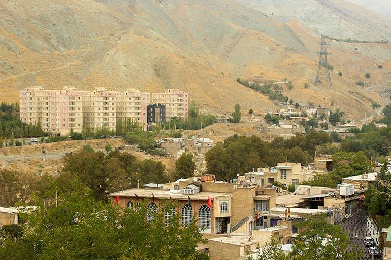 فرحزاد تهران؛ مُمد حیات و مفرح ذات پایتخت