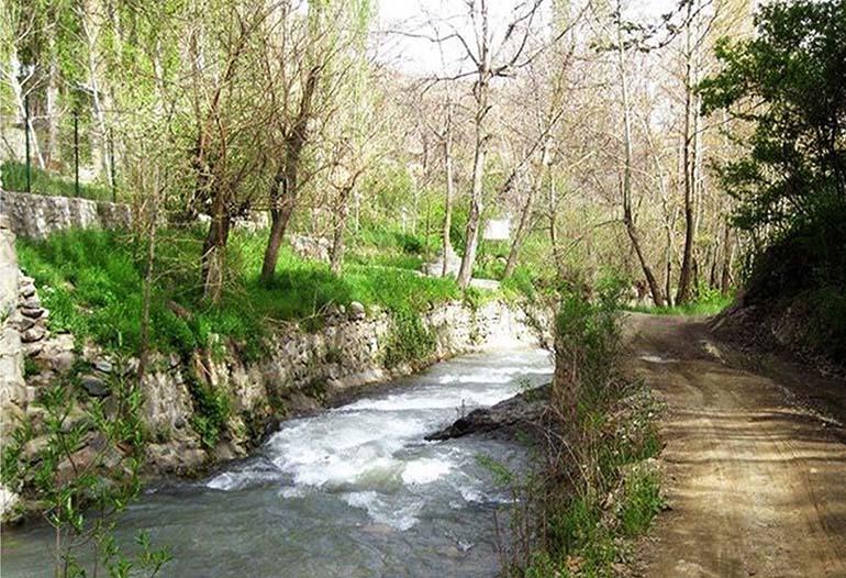 گردش در جاهای دیدنی تهران در کرونا